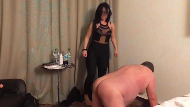 Girls femdom Femdom kicking brat girls
