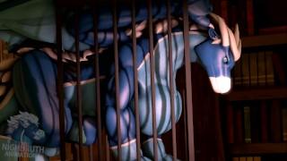 Dobre filmy porno - Wzrost Smoka W Klatce