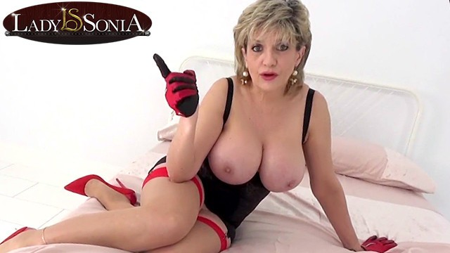 Free movie sonia cum for distance You cant cum until lady sonia says you can