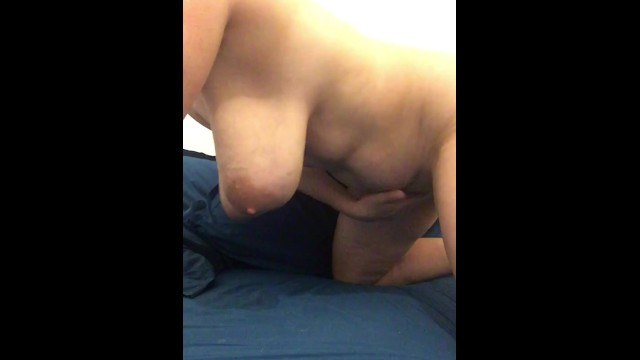 Adult add natural remedies Huge natural tits bounce as mature rides her dildo cam4
