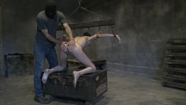 Model young erotic art Skinny slave ass worship photoshoot