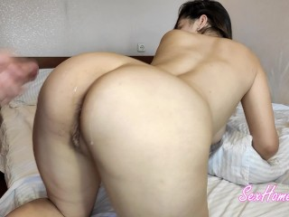 stepbrother fucked his young stsister in a doggy style, home family therapy