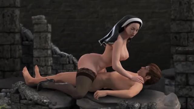 Download 'LUST EPIDEMIC - PART 44 - LUSTFUL NUN' with PornhubDownloader