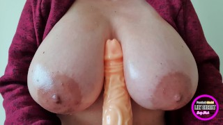 PLAYING WITH MY BIG TITS TO GET YOUR FLUIDS | JOI