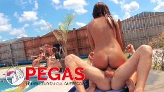 Pegas Productions – Le Meilleur des Pool Party du Québec