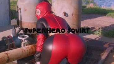 Superhero Squirt A Thon