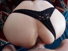Sexy Granny Doggystyle Creampie Big Cock