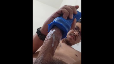 Big Load Creampie