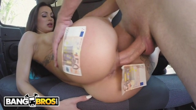 Asian bang bus Bangbros - the bang bus in spain, wreaking havoc as per usual :