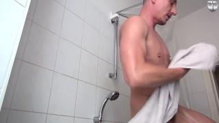 German Milf Mareen Deluxe fuck her neighbour Jason Steel