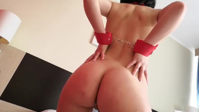 Pussy impaler punishment Slave girl has been slapped and punished