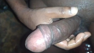 MASTERBATING BBC JERK OFF BEFORE THE CUMSHOT