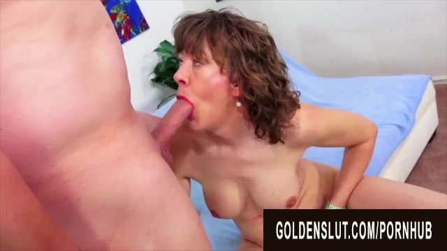 Amanda mature list Goldenslut - older ladies show off their cock sucking skills compilation 11