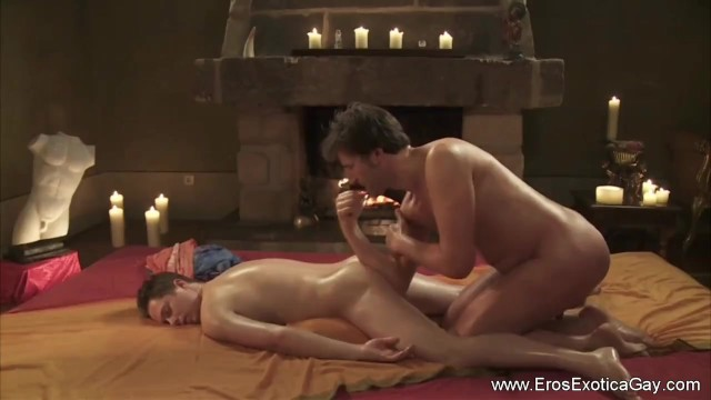 Gay massage pic Prostate massage to keep him healthy