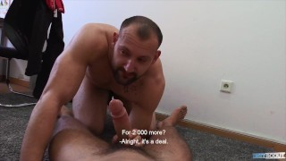 DIRTY SCOUT 233 - Amateur gay for pay POV