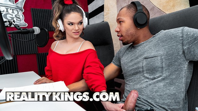 Jpg kinghost nudist Reality kings - sneaky radio host athena faris tries some bbc