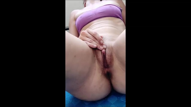 Download 'Fit French girl spreads her legs,rubs her clit and cums for you (clip only)' with PornhubDownloader