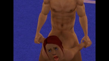 Hot gangbang in public. Porn games 3d - Fallout 4 Nude Mod