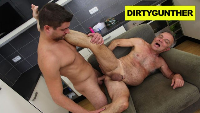 Gay whippings Cum loving grandpa fucked by hot youngster