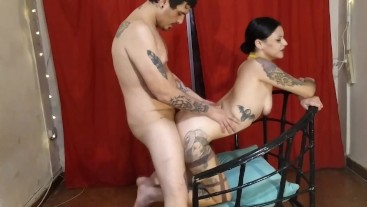 Brutal Anal To A Little Whore Argentina CREAMPIE Part 3 WhiteCrime LATINA