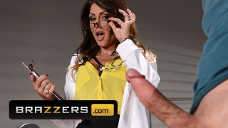 Clip Brazzers - Curious busty doctor Jessica Jaymes fucks her patients big dick