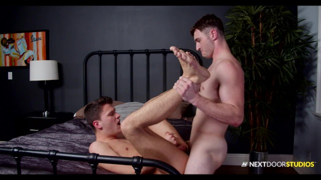 Boston gay lesbian film festival Nextdoorstudios - michael boston fucks the sadness out of twink bf