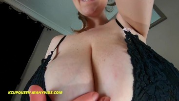 Tits In Your Face Custom 2