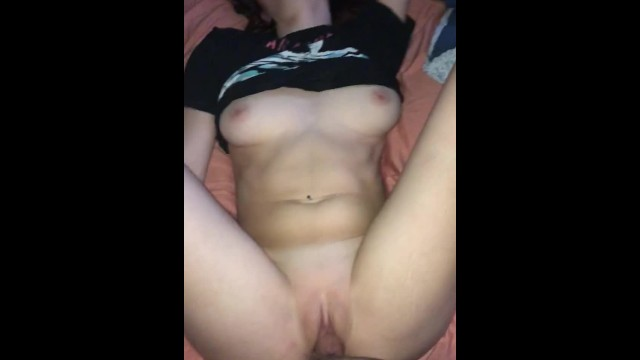 Voodo dick Perfect girl next door squirts, shaking orgasm on big dick