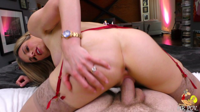 Bikini passed through a wedding ring Slut wife cheats on marital bed no remorse while wearing ring big face pop