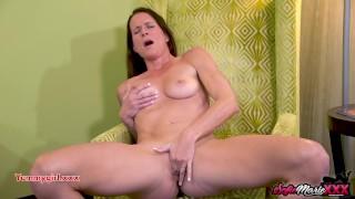 SofieMarieXXX – Mature Babe Sofie Marie Wanking In Panties