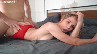 Aubrey Sinclair's Bedroom Scene with  Married Couple