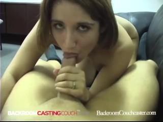 18yo Amateur Teen Holly Fucked & Cummed On In HollyWood!