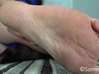 Dry feet/british/close feet nylon up