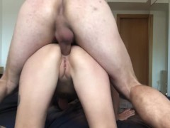 First ANAL compilation form Owiaks - anal creampie, rimming, rough