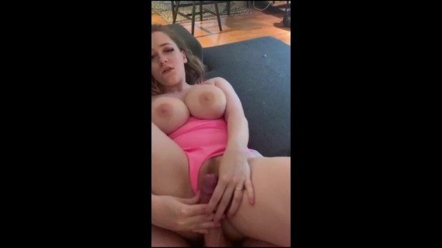 Topless swimsuit lingerie models He creampies me in my pink tight swimsuit