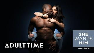 ADULT TIME She Wants Him – Jane Wile & Rob Piper Intense Chemistry