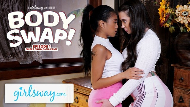 GIRLSWAY Making Out With My Sister's Hot Girlfriend Gia Paige