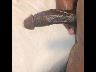 Relieving some stress before work!! – Cumshot