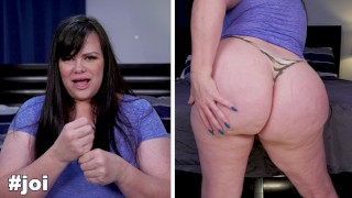 NICHE PARADE – Curvy, White BBW Marcy Diamond Giving Jerk Off Instructions