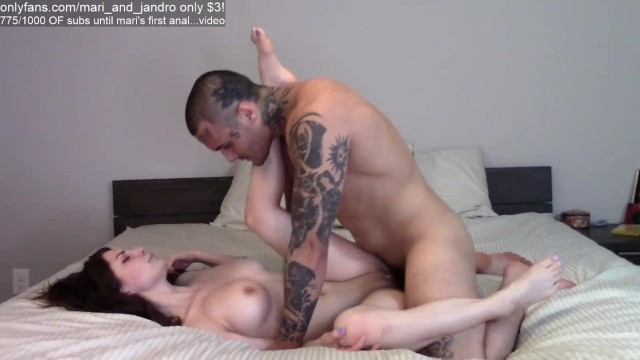 Old latino men nude Jandro makes mari orgasm twice