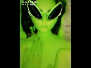 Stories Snapchat №16 Моя зеленая ИНОПЛАНЕТНАЯ ПОДРУЖКА