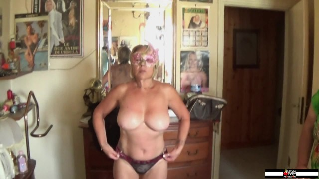 Mature nudes over 50 Italian busty mom over 50 does porn casting