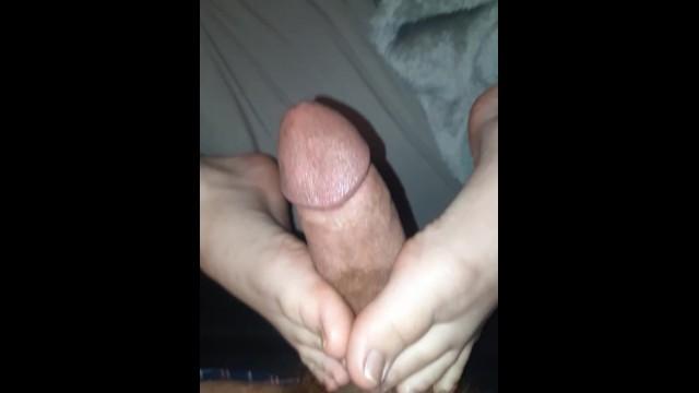 Sexy nude ebony Sexy nude toes footjob
