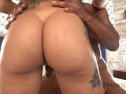 Nicolly Lopes Gets Hard Anal from BBC
