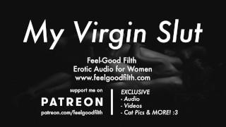Older Guy Next Door Takes Your Virginity (Erotic Audio for Women)