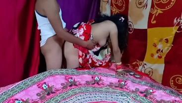 Indian model bhabhi first night sex in wedroom