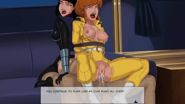 SOMETHING UNLIMITED - PART 12 -MERCY RIDES MY FACE, LOIS MY DICK