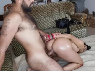 Whore Bang Stranger BDSM Grasp SHORTCUT