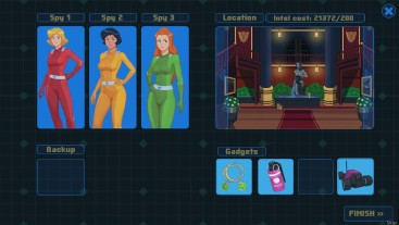 Paprika Trainer v0.9.0.2 Totaly Spies Part 18 Party Lover By LoveSkySan69