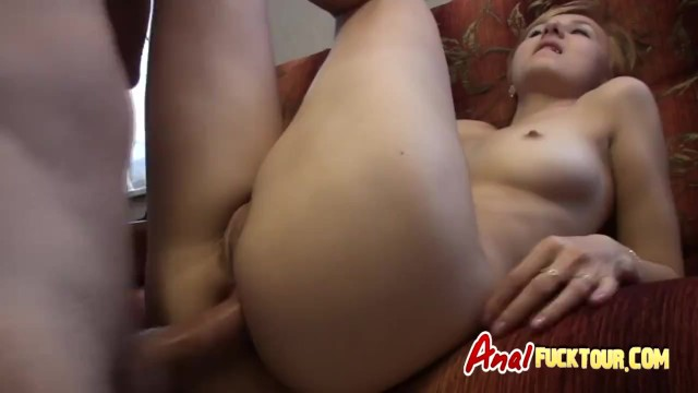 England escorted tour Russian girl with big ass gets anal sex